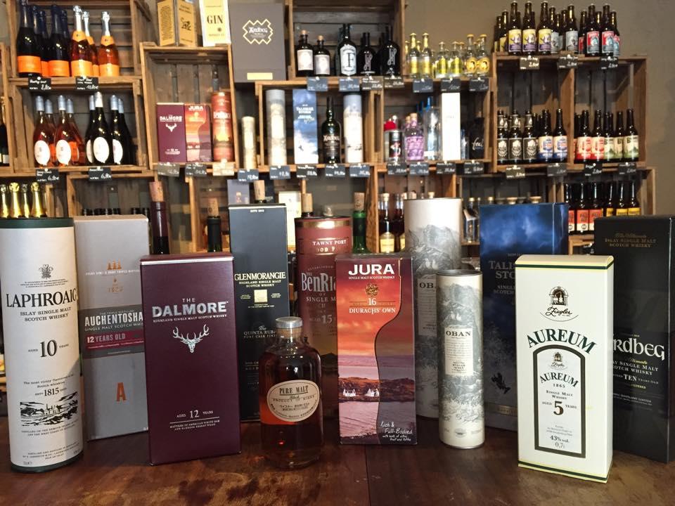 Whisky palvino Eppingen