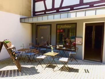 palvino Cafe außen