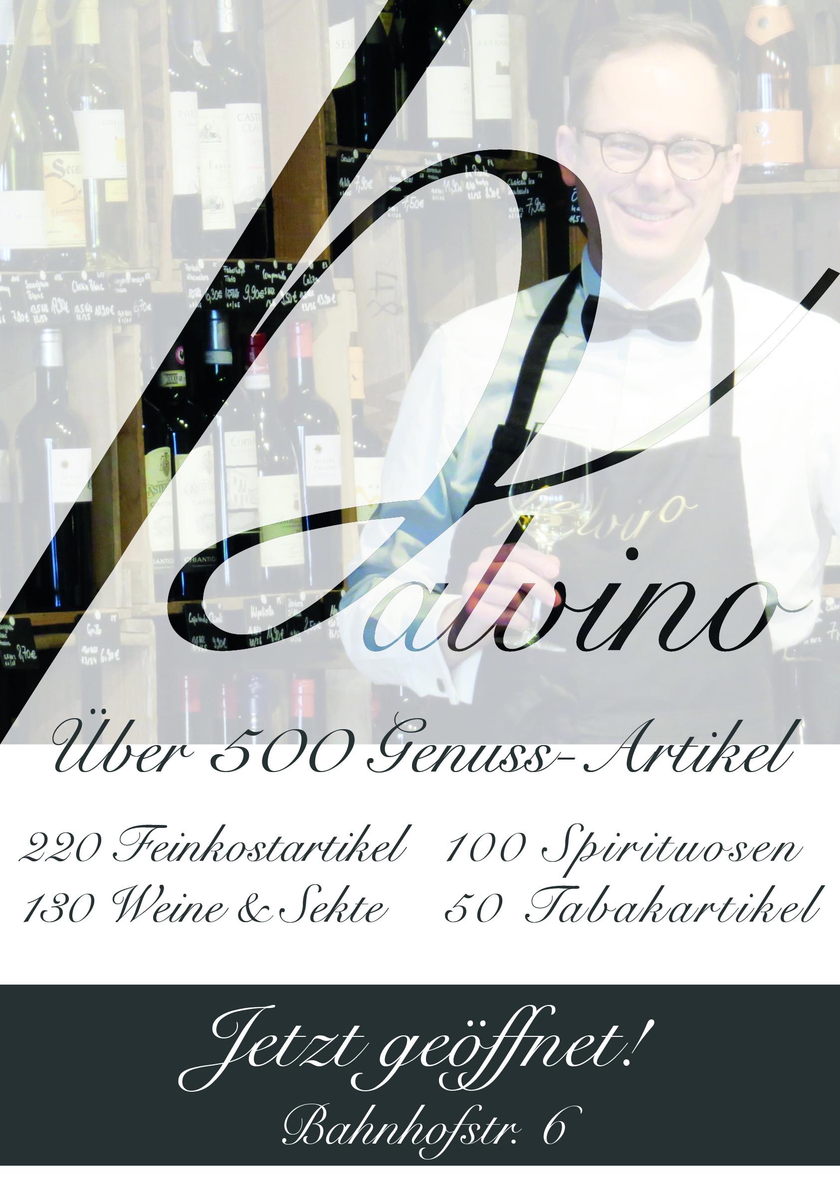 palvino Eppingen Wein Feinkost Spirituosen Tabak