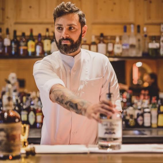Gin Tasting palvino Eppingen David Barth