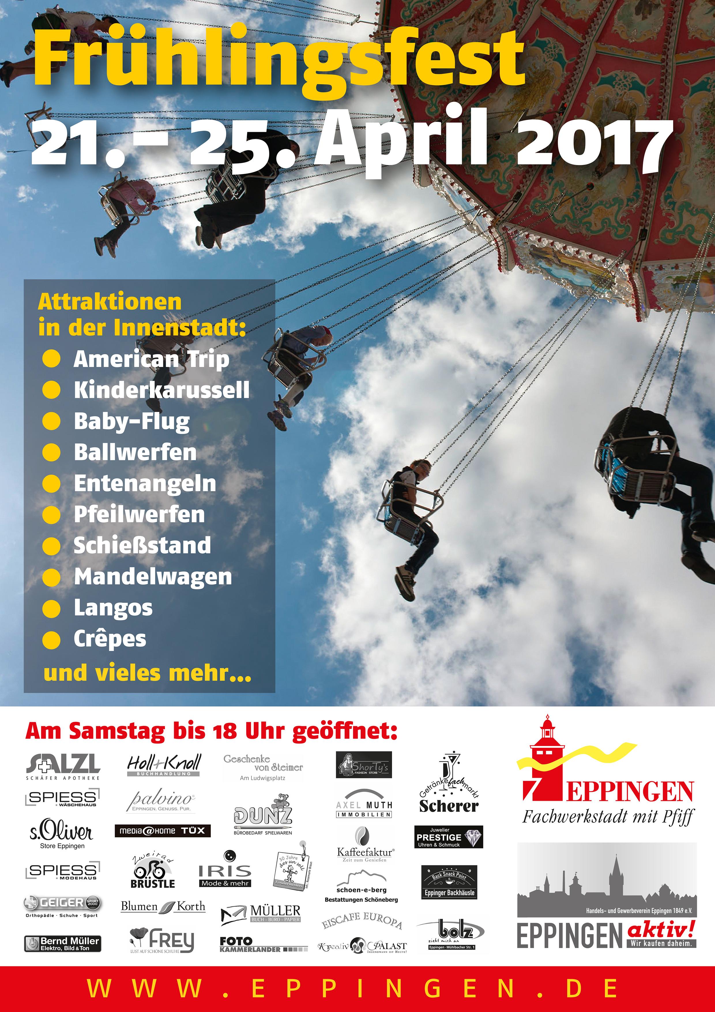 Frühlingsfest 2017Eppingen