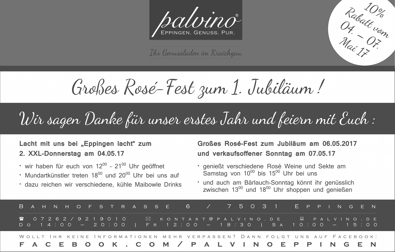 Eppinger Stadtanzeiger - Jubiläum_KW 17