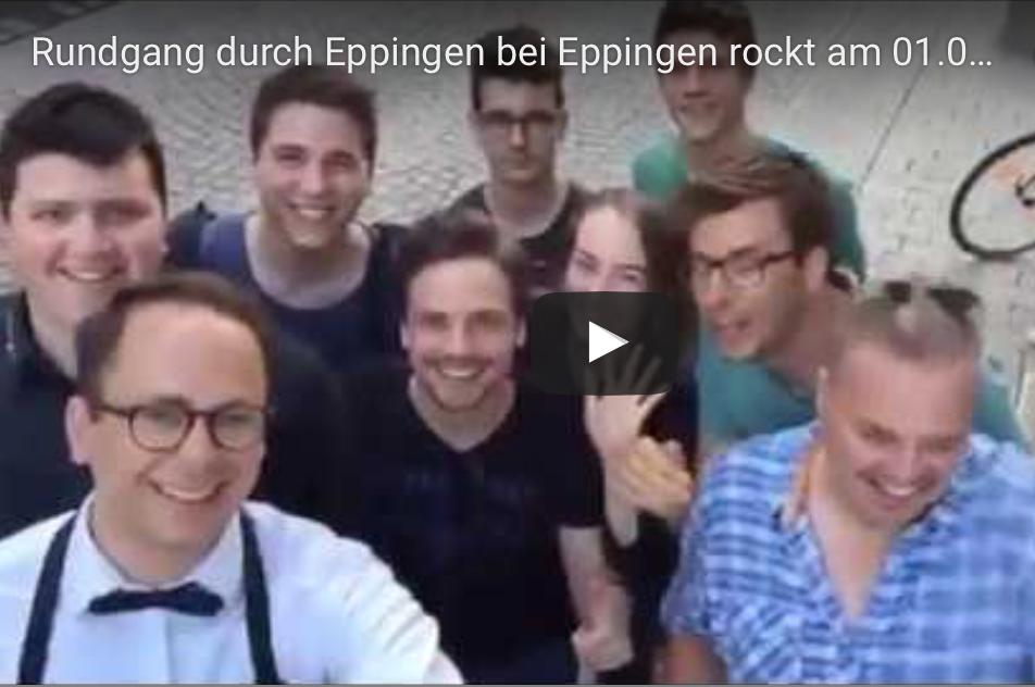 Eppingen rockt mit Palvino TV