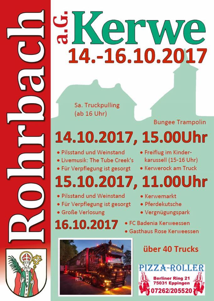 Kerwe Rohrbach Palvino Weinstand Whisky 2017 Eppingen